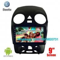 Volkswagen VW Beetle Car Audio Radio Android