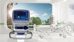 HAMILTON-MR1 Intelligent Ventilation from ICU to MRI