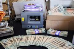 SSD Solution used to clean all type of , defaced bank notes.