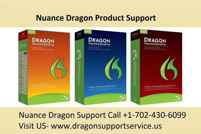 What Are Types of Commands in Nuance Dragon Software?