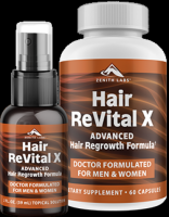 Hair Revital X Manufacturer
