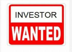 Looking for an Investor or Partner