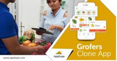 Order products easily with the grofers app.