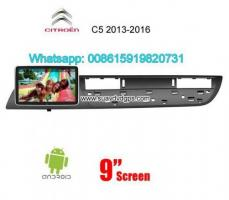 Citroen C5 2013-2016 Car Audio Radio