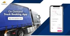 Truck booking app: For intact and timely delivery of goods