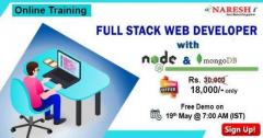 Full Stack Web Developer with Nodejs in Bangalore