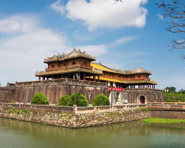 HIGHLIGHTED ATTRACTIONS OF HUE CITY TOUR