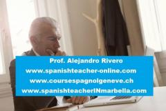 Spanish Teacher Online, Private Online Spanish