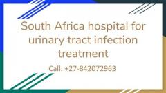 South Africa hospital for urinary tract infection treatment