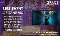Best Event Organisers in Visakhapatnam