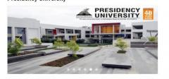 MBA direct admission in Presidency University Bangalore 2020