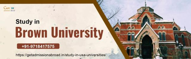 Courses in Brown University