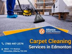 Carpet Cleaning Services in  Edmonton