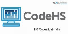 HSN Code List India - HS Classification List of HS Codes
