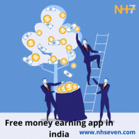 NH7 - free money earning apps in india.
