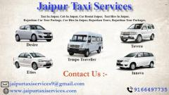 Taxi in Jaipur , Taxi rental in Jaipur
