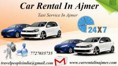 Car Rental Ajmer Rajasthan , Ajmer Car Rental
