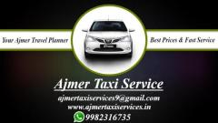 Ajmer Local Taxi Service. Ajmer Pushkar T