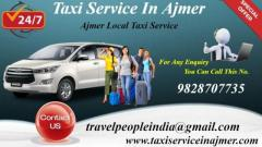 Bus Booking In Ajmer, Ajmer Taxi Hire