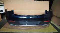 MERCEDES BENZ W292 GLE400 4MATIC 2017 REAR BUMPER