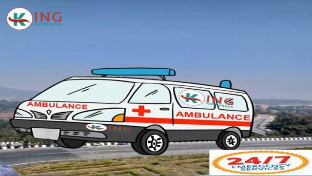 Book India Best and Fast Ambulance Service in Jamshedpur