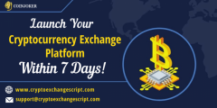 Launch your own Cryptocurrency Exchange Platform in week!!