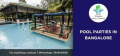 Clubcabana | Pool Parties in Bangalore