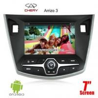 Chery Arrizo 3 Car Stereo Audio Radio