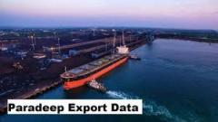 Collect Paradeep Export Data Online