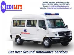 Find Quality-Based Ambulance Service in Gaya at Low Fare