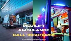 Risk-Free Patient Transfer Ambulance Service in Darbhanga