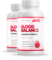 Who Makes Blood Balance Advanced Formula?