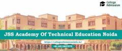CAMPUS OF JSS Academy of Technical Education Noida
