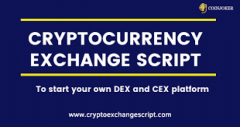 Feature loaded Cryptocurrency Exchange Script