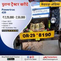 Used mini tractor for sale in India