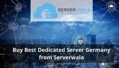Buy Best Dedicated Server Germany from Serverwala