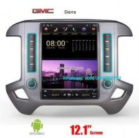 GMC Sierra Tesla Vertical IPS Android Radio