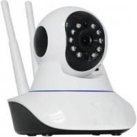 CCTV camera with 360 degree rotation and wireless