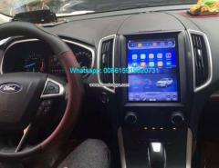 Ford Edge Tesla style Vertical Screen Android Car