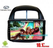Daihatsu Sirion Radio Car Android WIFI