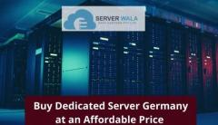Buy Dedicated Server Germany at an Affordable Price