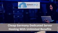 Cheap Germany Dedicated Server Hositng : Serverwala