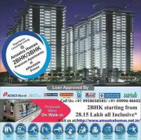 Ready to Move in flats Amaatra Homes 28 Lacs