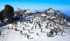 . SHIMLA HILLS WITH LESS PRICE TOUR PACKAGE WITH FAMILY.