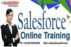 SalesForce Online Training in Mexico - Naresh IT