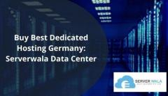 Buy Best Dedicated Hosting Germany: Serverwala Data Center