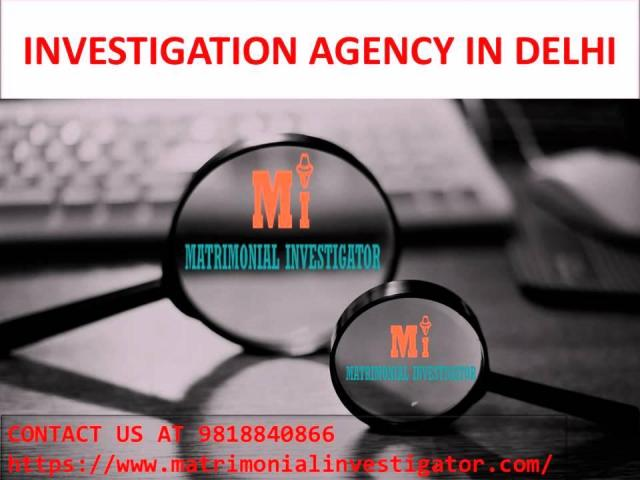 Top Investigation Agency in Delhi