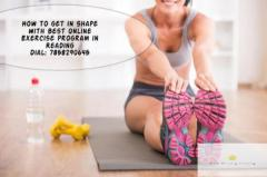 How to get in shape with best Online Exercise Program