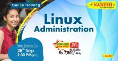 Linux Administration Online Training in Illinois