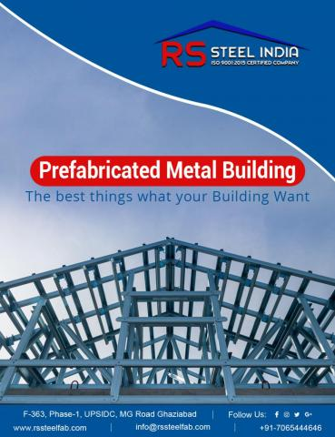 Look at First Pre Engineered Buildings Manufacturer